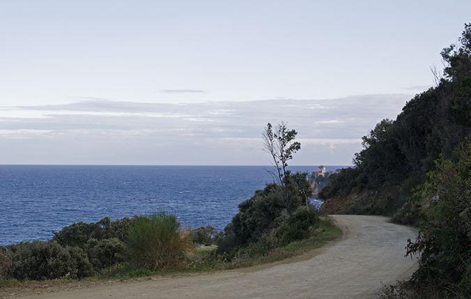 Mt Athos road