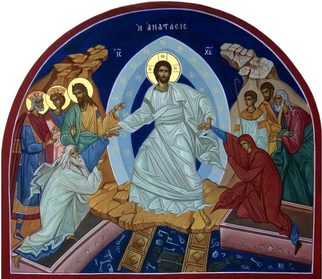 Icon of the Resurrection 1