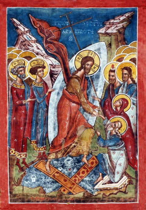 Icon of the Resurrection 2